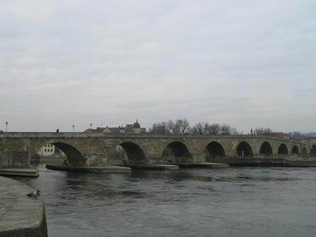 Каменный мост. Штайнернебрюкке