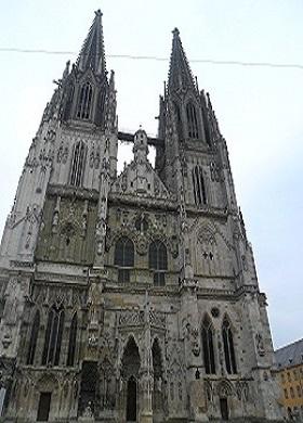 Регенсбургский собор св. Петра