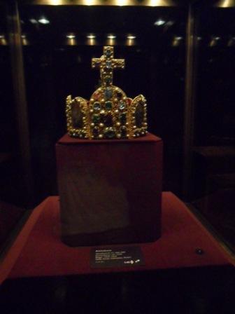 Корона Священной Римской империи (962г.)