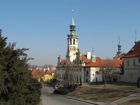 Прага. Сокровищница Лорета