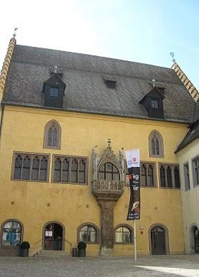 Altes Rathaus - Старая Ратуша Регенсбурга