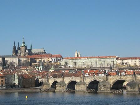 Прага. Пражский Град и Карлов мост
