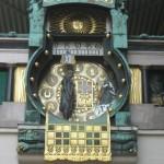 Вена. Музыкальные часы «Анкерур»