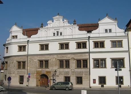 Градчаны. Мартиницкий дворец