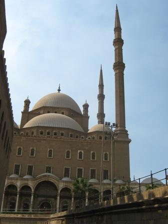 Каир. Мечеть Мухаммеда Али