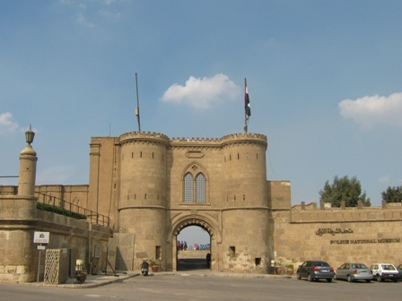Каир. Музей полиции