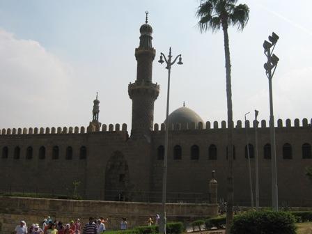 Каир. Цитадель Салах-ад-Дина