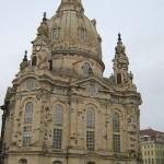 Фрауэнкирхе – красивейший лютеранский храм в г. Дрезден