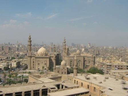 Каир - город мечетей