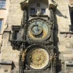 Орлой - уникальные астрономические часы в Праге