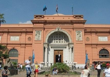 Каир. Национальный музей