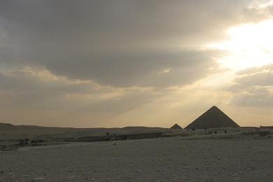Пирамида Микерина