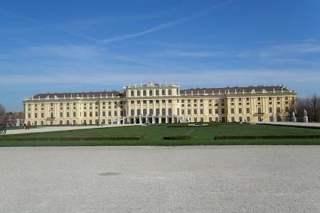 Экскурсии во дворце Шенбрунн в Вене