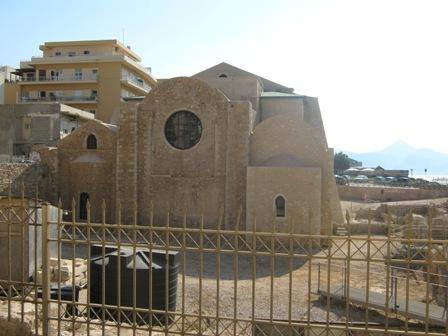 Ираклион. Монастырь св. Петра