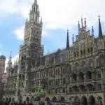 Столица Баварии г. Мюнхен и его достопримечательности