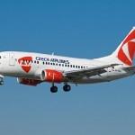 «Чешские авиалинии» ввели новые тарифы
