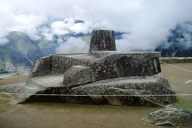 Мачу-Пикчу. Солнечный камень