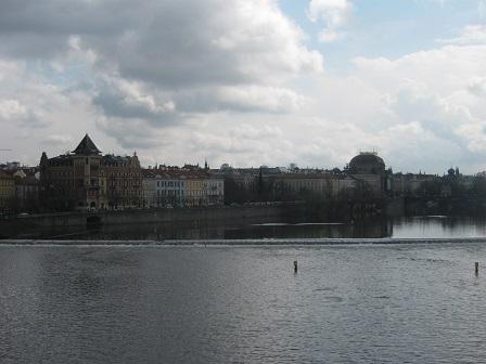 Прага. Влтавские пороги