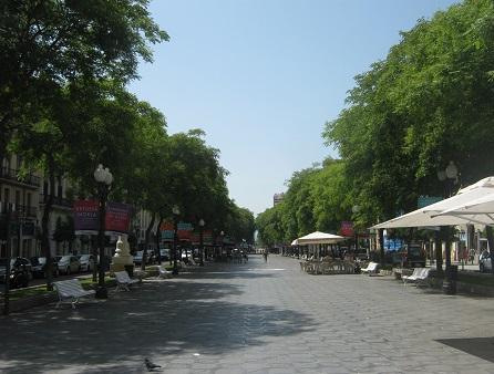 Таррагона - Рамбла Нова