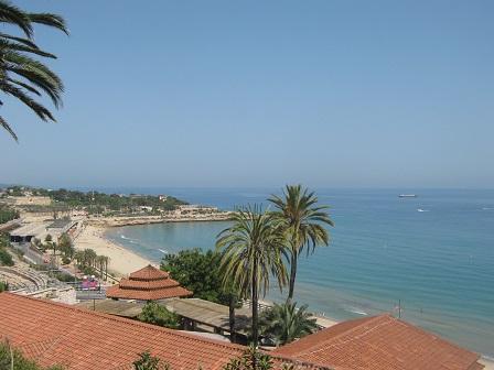 Балкон Средиземноморья. Вид на море