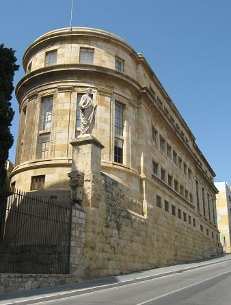 Таррагона - королевская резиденция