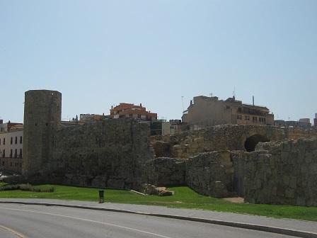 Таррагона - римский цирк