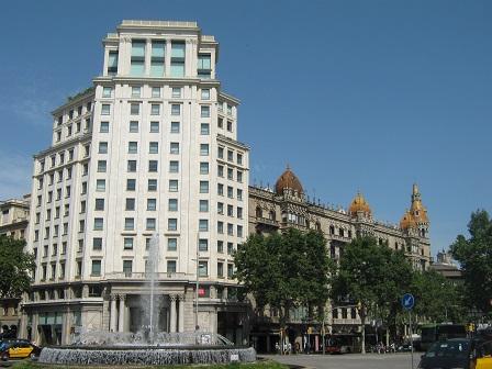 «Квартал раздора» в Барселоне