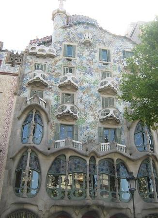 Дом Бальо. Барселона