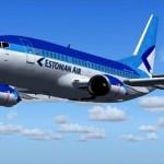 Авиакомпания Estonian Air прекратила полеты