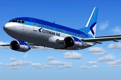 Авиакомпания Estonian Air