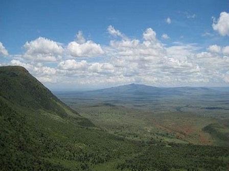Кения. Великая Рифтовая долина