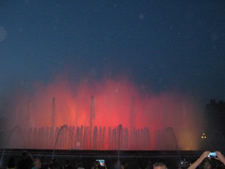 Магический фонтан. Сказка наяву