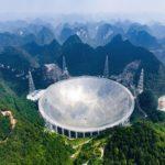 Удивительные экскурсии на радиотелескоп FAST в Китае