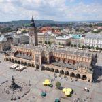 Город Краков – культурная столица Польши