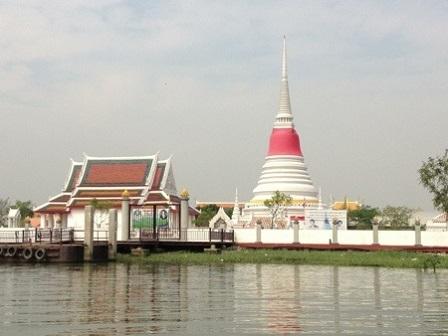 Остров Самет - буддийский монастырь