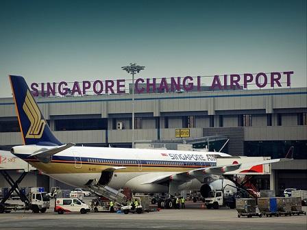Аэропорт Чанги - Сингапур