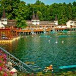 Озеро Хевиз - уникальный термальный курорт в Венгрии