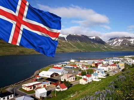Перелет в Исландию из Москвы