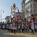 В Германии стартовал сезон карнавалов