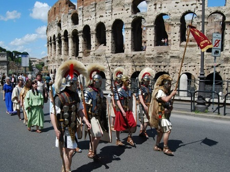 В Риме организованы уникальные виртуальные экскурсии