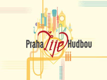 Фестиваль живой музыки в Праге