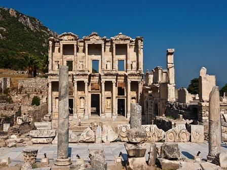 Музеи в Турции - Эфес