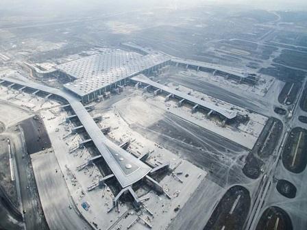 Новый аэропорт Стамбула - Istanbul Yeni Havalimani