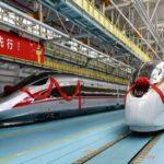 Скоростной поезд Пекин - Гонконг стал ещё быстрее