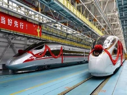 Поезд Пекин - Гонконг