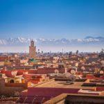 Марракеш - культурная столица Африки