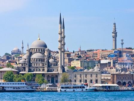 Бесплатные экскурсии в Стамбуле