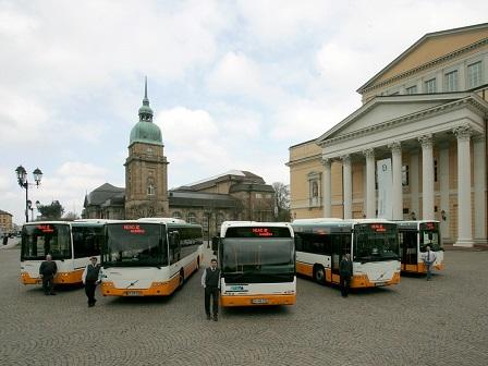 Стоимость проезда в Германии