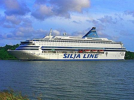 Паромы Silja Line