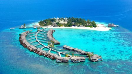 Карантин на Мальдивах
